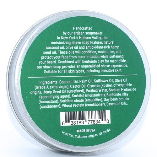 Eucalyptus Mint Shaving Soap